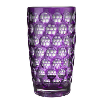 High Lente Acrylic Highball Tumbler - Purple