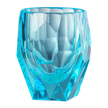 Tumbler en Acrylique Milly - Turquoise