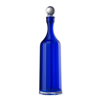 Bona Acrylic Water Bottle - Royal Blue