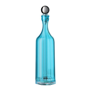 Bona Acrylic Water Bottle - Turquoise