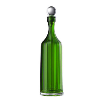 Bona Acrylic Water Bottle - Green