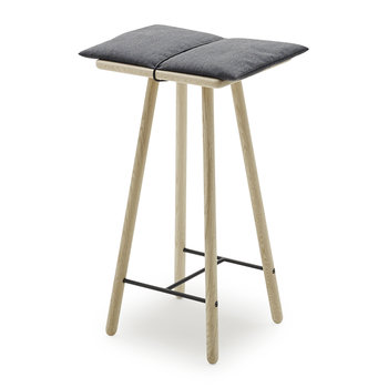 Georg Bar Stool - Oak