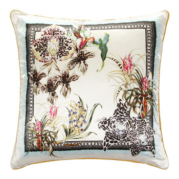 Tropical Silk Bed Cushion 001
