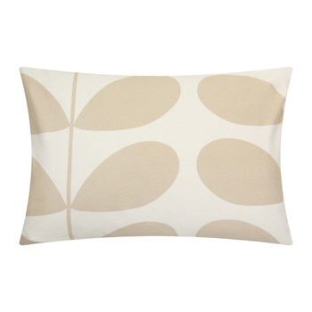 Giant Stem Print Pillowcases - Clay - Set of 2 - Clay