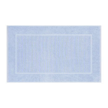 Christy Bath Mat - Sky