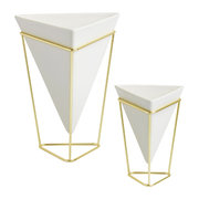 trigg-planter-set-of-2-nickel-brass