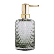 grey-glass-soap-dispenser