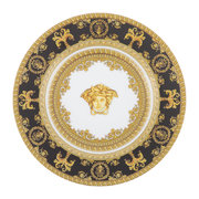 i-love-baroque-plate-18cm-black