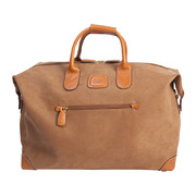 life-small-clipper-holdall-camel