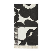 unikko-blanket-white-black