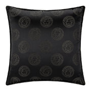 medusa-royale-silk-pillow-45x45cm-black