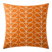 small-linear-stem-reversible-cushion-50x50cm-persimmon