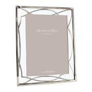 chrome-elegance-photo-frame-5x7