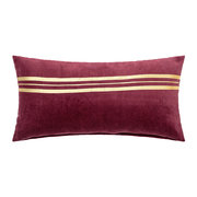 red-gold-stripe-cushion-60x30cm