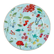 hummingbird-serving-plate-blue