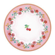 floral-20-cherry-side-plate-pink