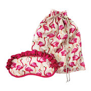 silk-eye-mask-travel-bag-set-flamingo