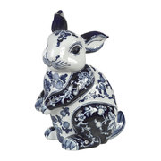 porcelain-piggy-bank-blue-white-rabbit