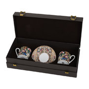 golden-flowers-coffee-cup-and-saucer-set-of-2-luxury-gift-box