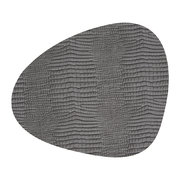 croco-curve-table-mat-silver-black-small