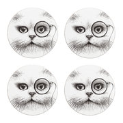 cat-monocle-placemat-round-set-of-4