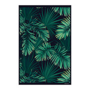 jungle-vinyl-floor-mat-black-green-99x150cm