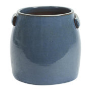 tabor-plant-pot-blue-medium