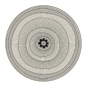 cyclades-striped-rings-round-vinyl-placemat-black-white