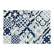 large-tiles-vinyl-placemat-blue