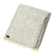 fishbone-wool-throw-silver-grey