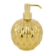 black-tie-round-soap-dispenser-gold