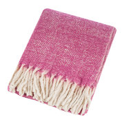 herringbone-throw-pink