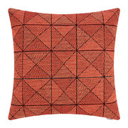 tile-wool-cushion-45x45cm-tangerine
