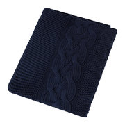 knitted-cable-throw-navy