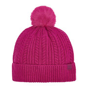 cable-knit-bobble-hat-ruby