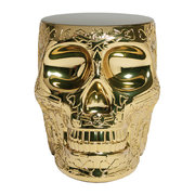 mexico-skull-stool-side-table-gold