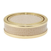 colette-croc-leather-coaster-fawn-set-of-4