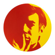 andy-warhol-plate-self-portrait-red-yellow