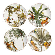jungle-plates-set-of-4