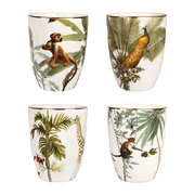 jungle-mugs-set-of-4