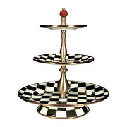 courtly-check-enamel-cake-stand-3-tier