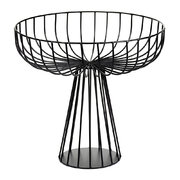 catu-raise-wire-basket-black-28cm