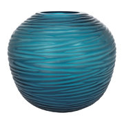 rope-effect-glass-vase-midnight-blue