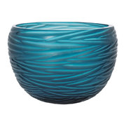 rope-effect-glass-bowl-midnight-blue