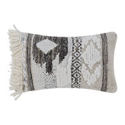 diamond-fringed-cushion-natural-grey-30x50cm