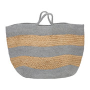 knitted-jute-striped-basket-grey-natural
