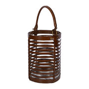 leather-caged-glass-hurricane-tan