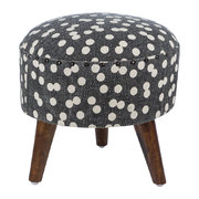 spotted-round-stool-navy-natural