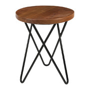 round-wooden-side-table