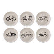 bikes-salad-plates-set-of-6